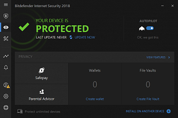Bitdefender Internet Security картинка №8464