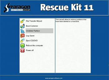 Paragon Rescue Kit Professional картинка №7107