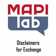 MAPILab Disclaimers for Exchange картинка №8954