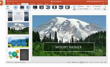 Microsoft Office Home and Business 2016 для MAC (BOX) картинка №9611