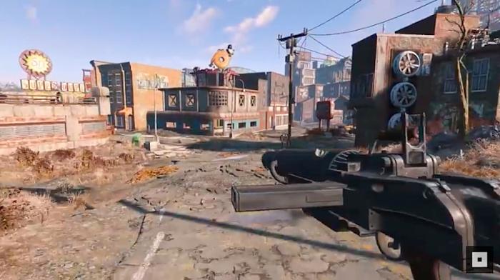 Найкращі ігри віртуальної реальності (VR) 2020 року Fallout 4 VR