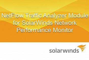 SolarWinds NetFlow Traffic Analyzer Module for SolarWinds Network Performance Monitor картинка №12518