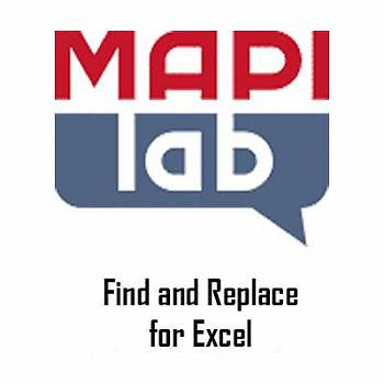 MAPILab Find and Replace for Excel картинка №9150