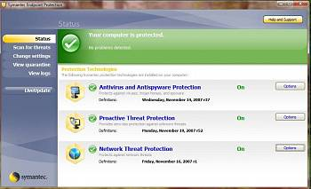 Symantec Endpoint Protection картинка №2757
