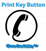 GeoSoftUA Print Key Button картинка №8092