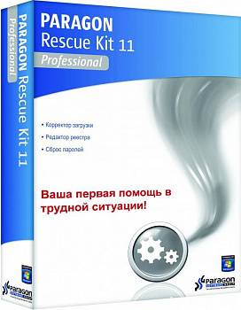 Paragon Rescue Kit Professional картинка №7106