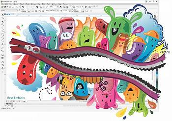 CorelDraw Graphics Suite 2018 картинка №11572