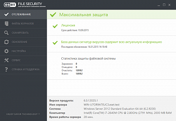 ESET Endpoint Protection Standard картинка №2551