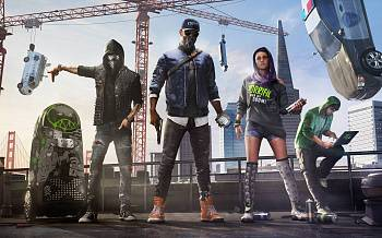 Watch Dogs 2 картинка №3703