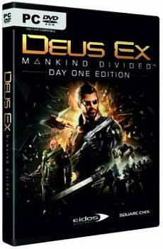 Deus Ex: Mankind Divided. Day One Edition картинка №3173