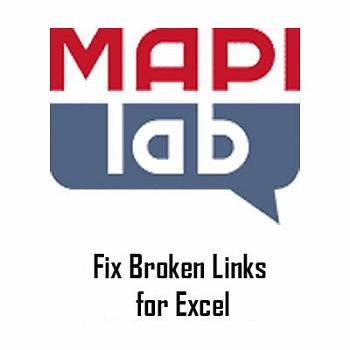 MAPILab Fix Broken Links for Excel картинка №9146