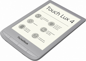 Электронная книга PocketBook Touch Lux 4 картинка №15551