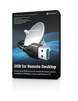 USB for Remote Desktop картинка №6283