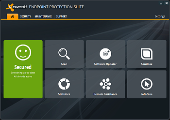 Avast Endpoint Protection Suite картинка №5474
