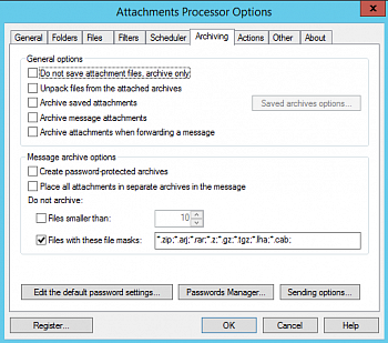 MAPILab HTML Email Archiver for Outlook картинка №9099
