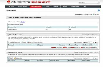 Trend Micro Worry-Free Business Security Standard картинка №5162