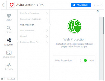 Avira Internet Security Suite картинка №13684