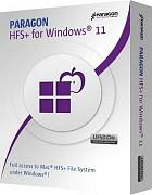 Paragon HFS+ for Windows картинка №11062