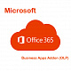Microsoft Office 365 Business Apps Addon (OLP) картинка №15707