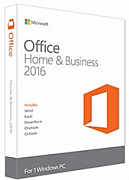 Microsoft Office Home and Business 2016 (ЕЛЕКТРОННА ЛІЦЕНЗІЯ) картинка №2946