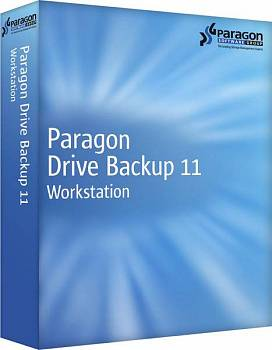 Paragon Drive Backup Workstation картинка №12957