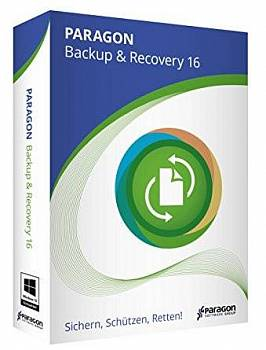 Paragon Backup & Recovery Home картинка №11056