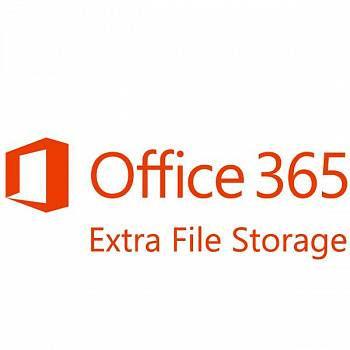 Microsoft Office 365 Extra File Storage (OLP) картинка №3516