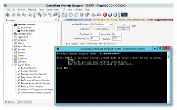 SolarWinds DameWare Remote Support/Control картинка №11308