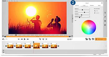 MAGIX Video easy картинка №9307