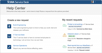 Atlassian JIRA Service Desk картинка №3345