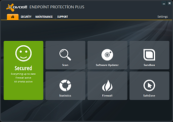 Avast Endpoint Protection Plus картинка №5476