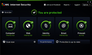 AVG Internet Security картинка №5318