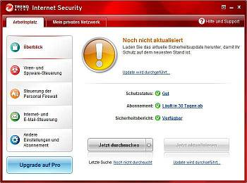 Trend Micro Internet Security картинка №5176
