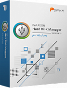 Paragon Hard Disk Manager Advanced картинка №15666