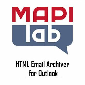 MAPILab HTML Email Archiver for Outlook картинка №9096