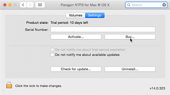 Paragon NTFS for Mac картинка №7073