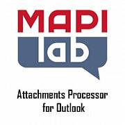 MAPILab Attachments Processor for Outlook картинка №9079