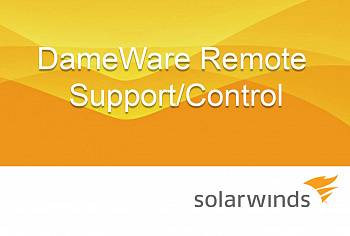 SolarWinds DameWare Remote Support/Control картинка №12520