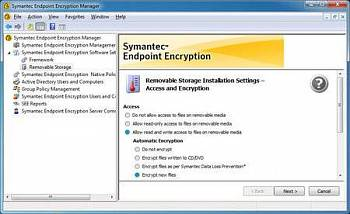 Symantec Endpoint Encryption картинка №2834