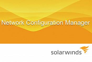 SolarWinds Network Configuration Manager картинка №12517