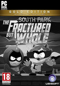 South Park The Fractured But Whole. Gold Edition картинка №3750