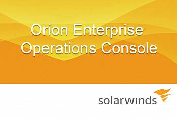 SolarWinds Orion Enterprise Operations Console картинка №12521