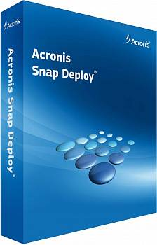 Acronis Snap Deploy Server картинка №6291