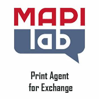 MAPILab Print Agent for Exchange картинка №8966