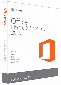 Microsoft Office Home and Student 2016 (BOX) картинка №10784